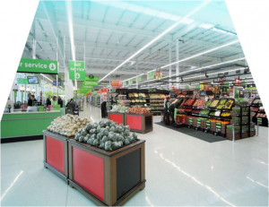Supermercados